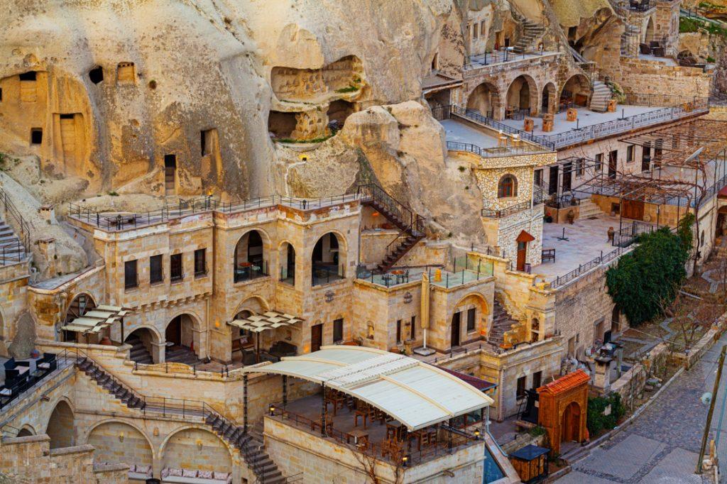 Где снять жилье в Каппадокии