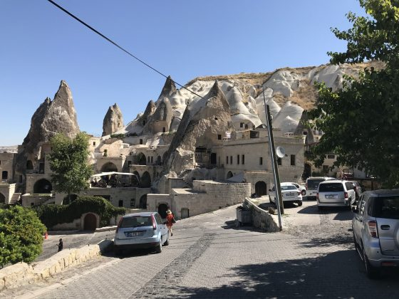 Прогулка по Каппадокии