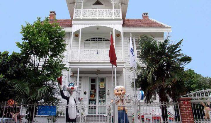 Музей игрушек в Стамбуле