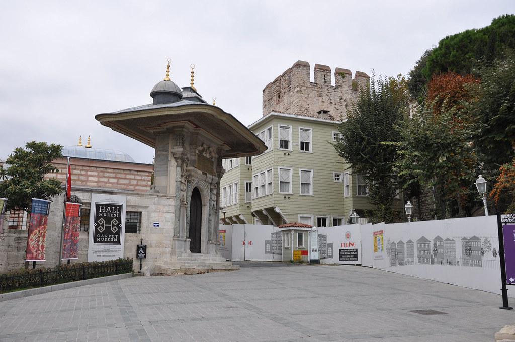 Музей ковров в Стамбуле