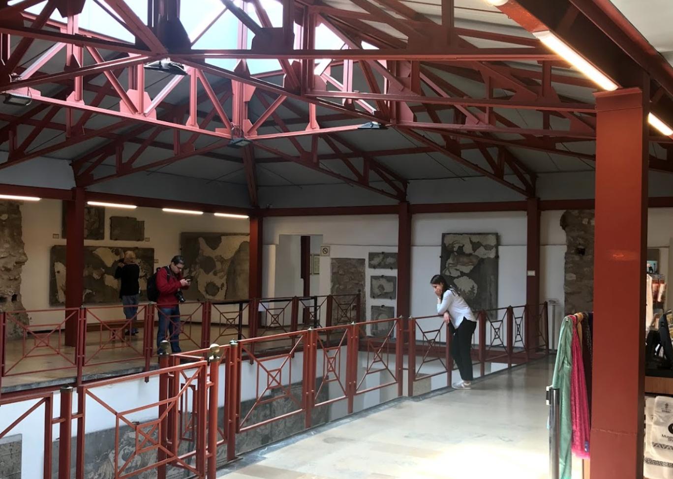 Музей Большого дворца мозаики