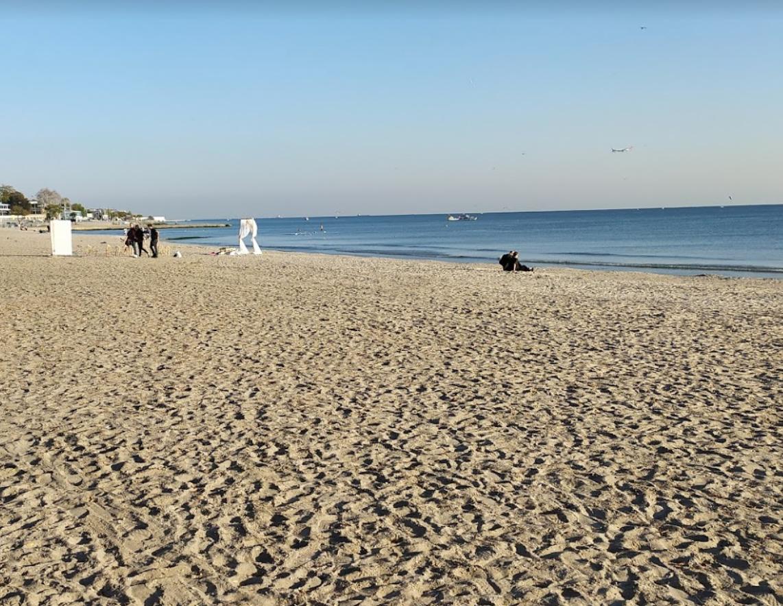 Исторический пляж Хайлайф