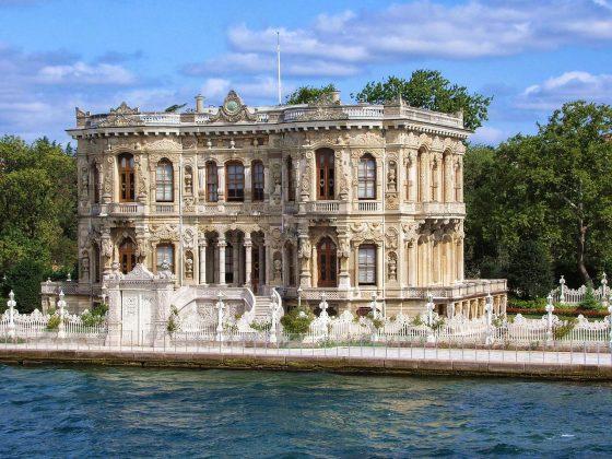Дворец Кючюксу (KÜÇÜKSU PALACE)