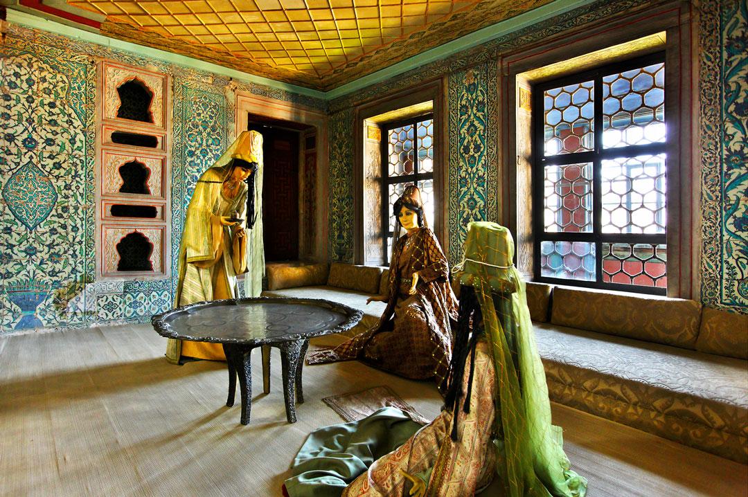 Топкапы музей