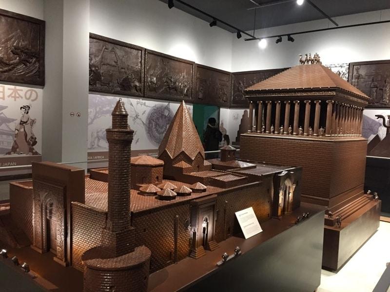 Музей шоколада Пелит