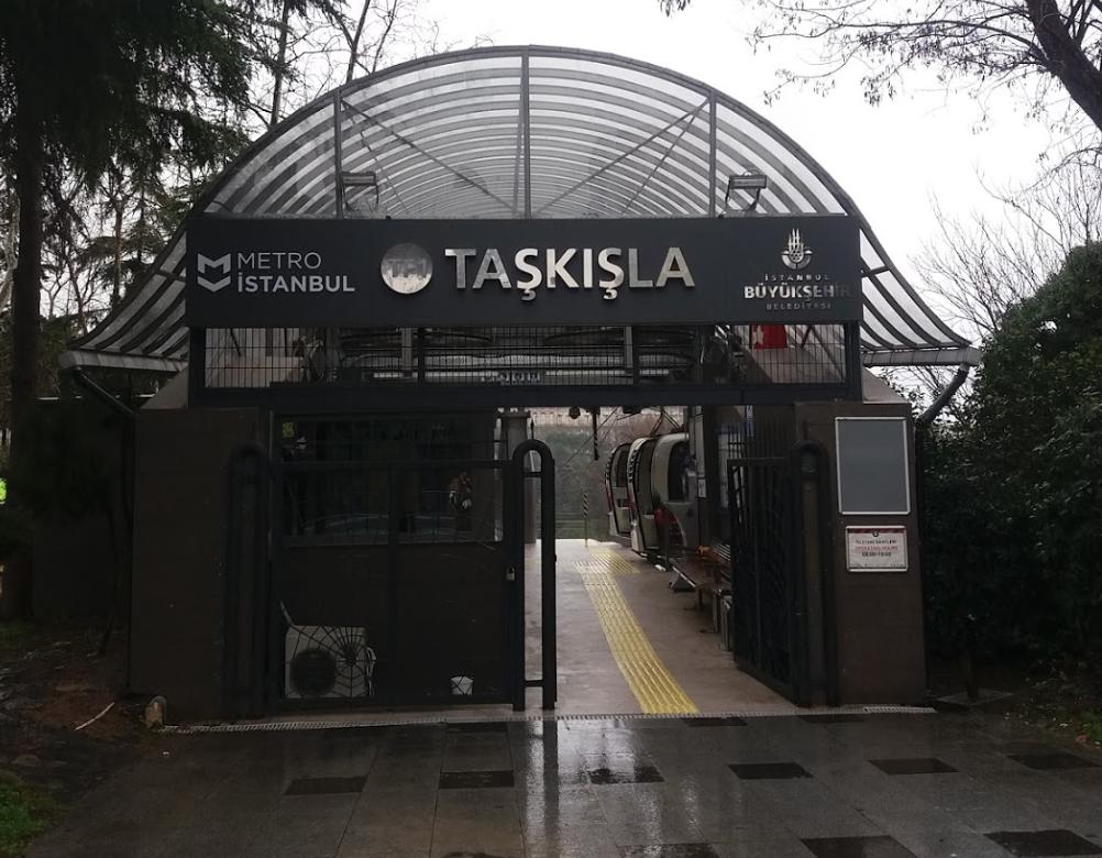 Верхняя станция — «Ташкышла»