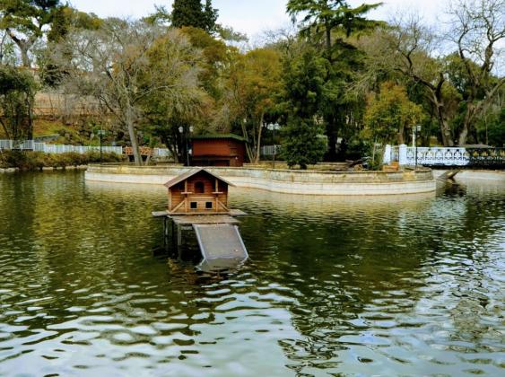 Парк Илдиз в Стамбуле